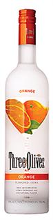 Three Olives Vodka Orange 1.00l